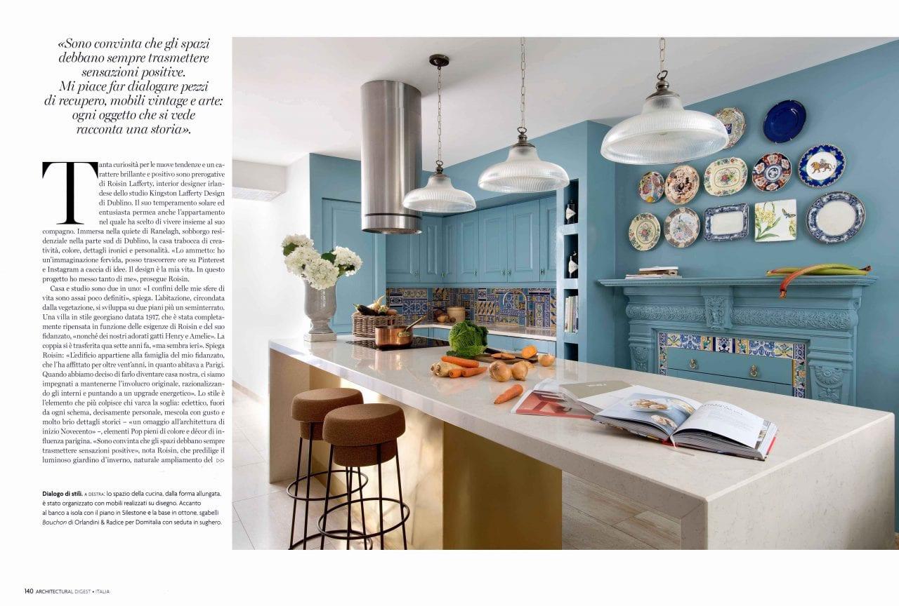 Ad italia kingston lafferty design