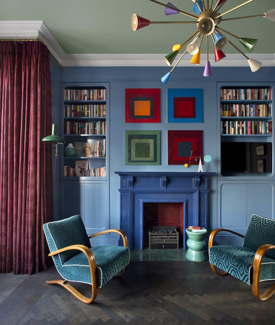 Living Room KLD Design
