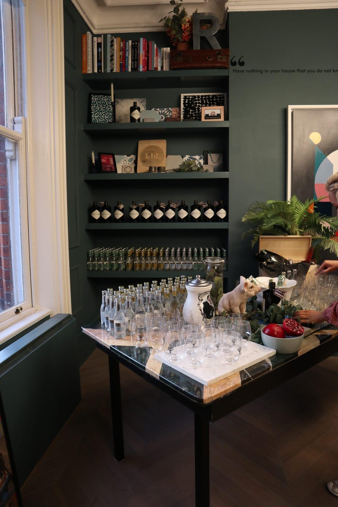 Gin Bar KLD Party