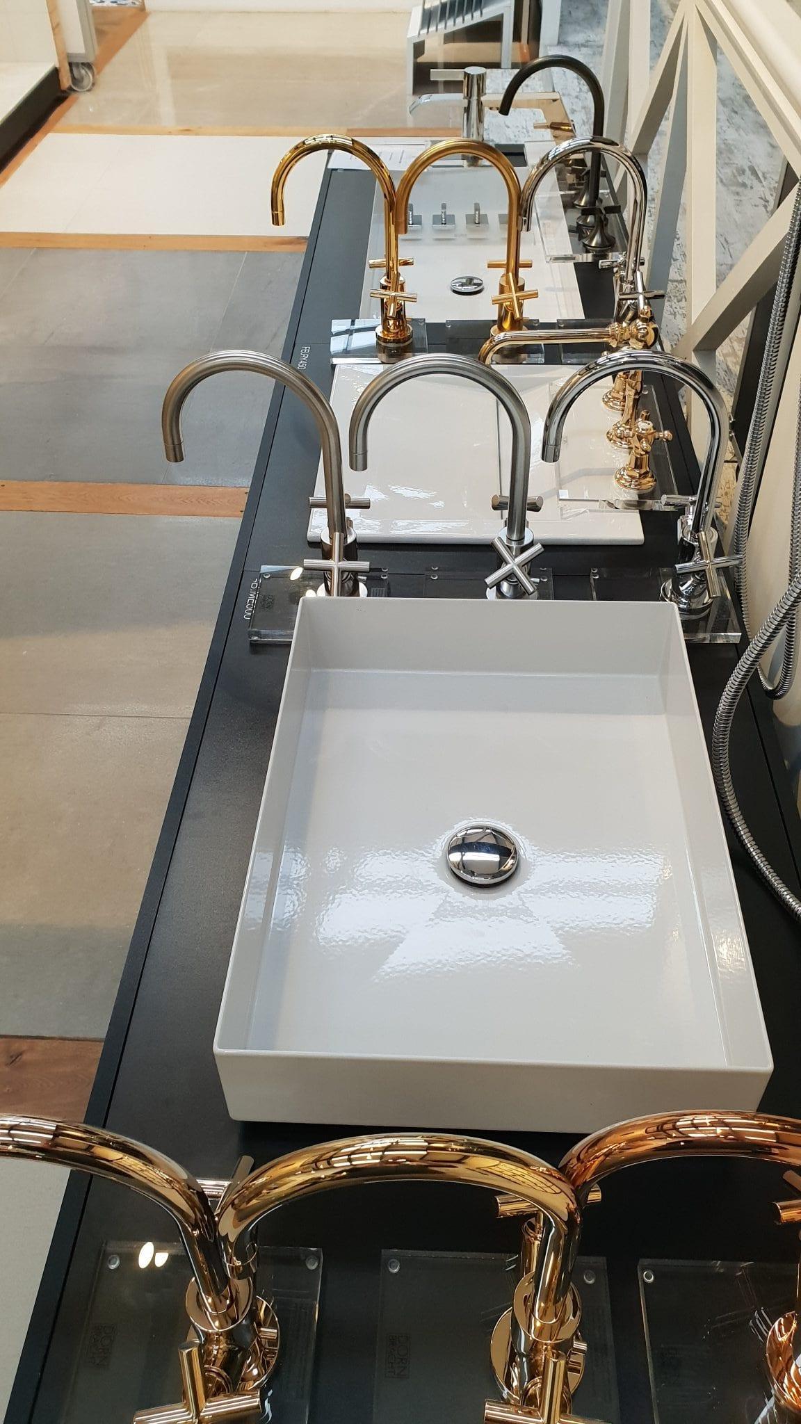 Glazed Steel Sink