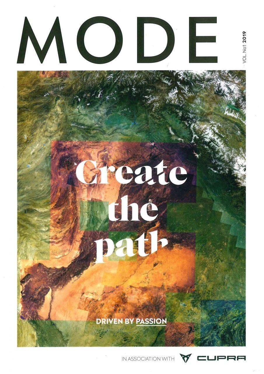 Cover Mode Magazine