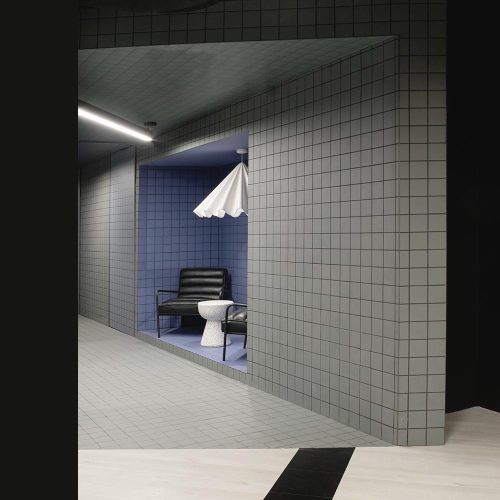 Hatch Tunnel by Kingston Lafferty Design