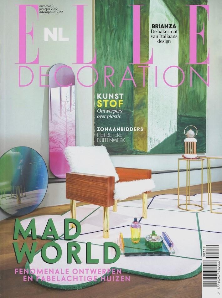 Elle Decoration Netherlands Cover