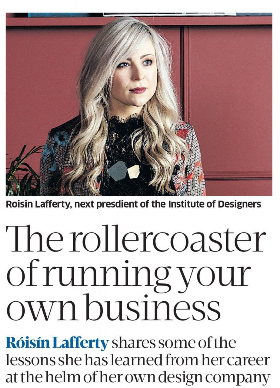 Headline Roisin Lafferty Interior Designer