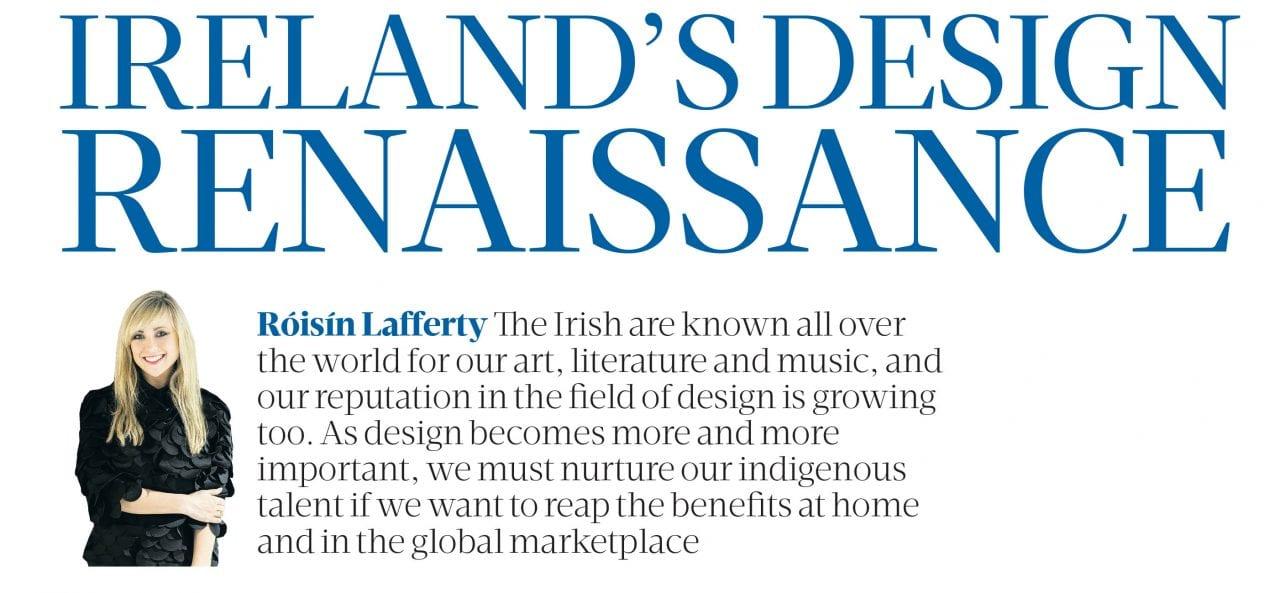 Roisin Lafferty Ireland Design Renaissance