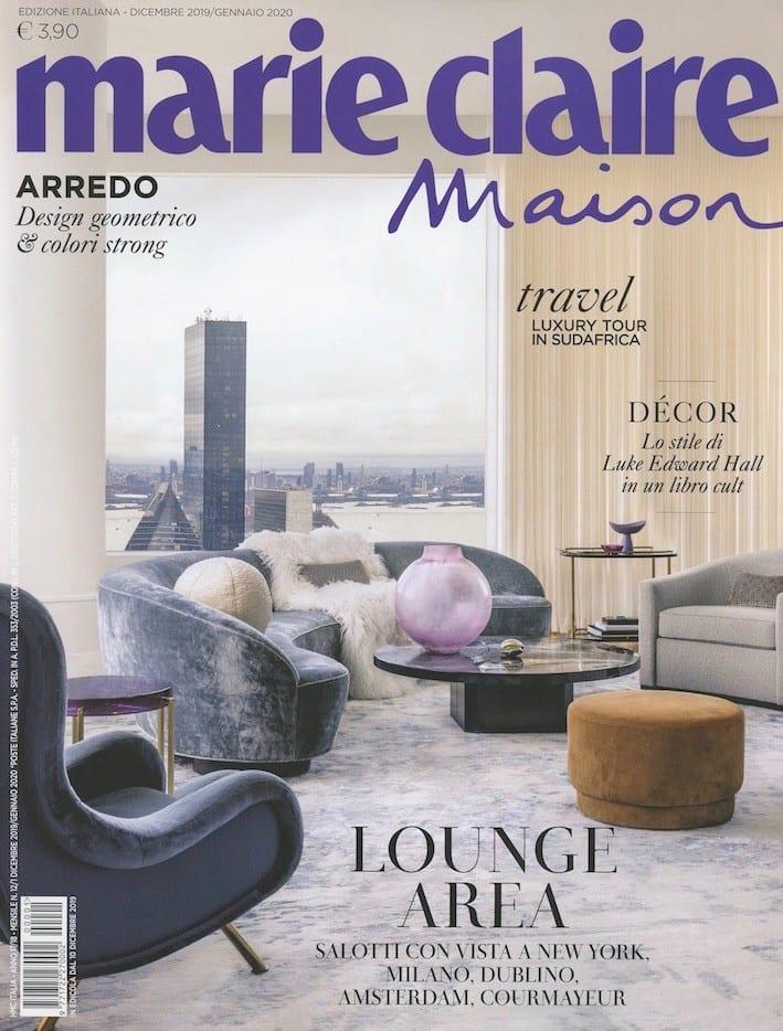Marie Claire Maison Cover