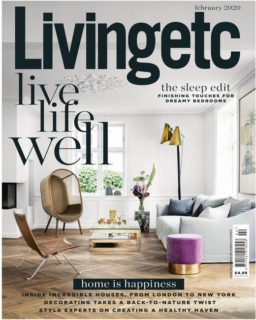 Livingetc Cover